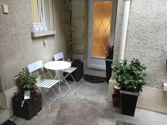 Appartement 2 Pièces, tout équipé, proche du metro - Boulogne-Billancourt - Apartment