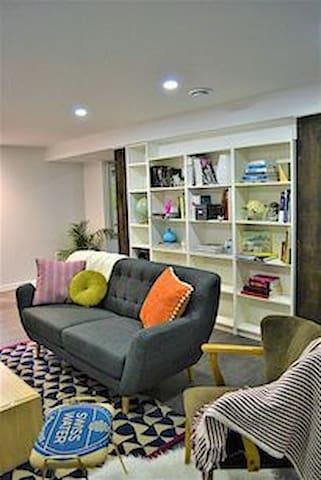 Comfy basement close to NAIT/Grant MacEwan