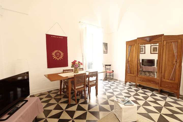 Slow Lecce Old Town Apt |SITCase