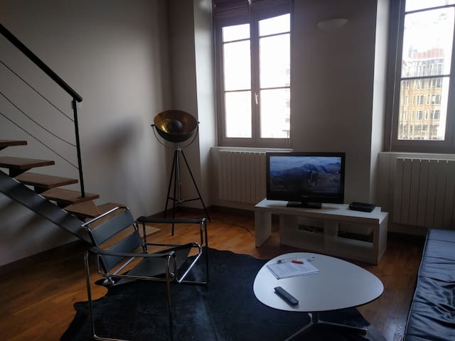 Great modern apartment in the heart of lyon - Lyon - Appartement