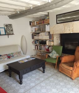 Charmante maison de pêcheur - Ouistreham - Casa