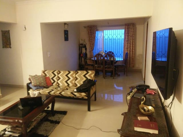 Scenic Landscape view 1 BHK in New Vaddem @ Vasco - Vasco da Gama