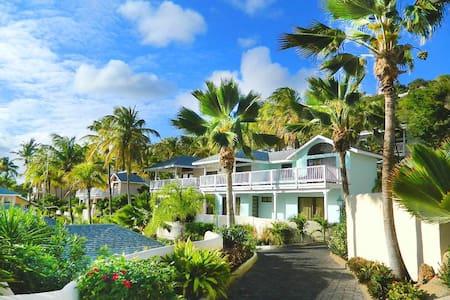 Private villa within St.James's Club Resort - Villa