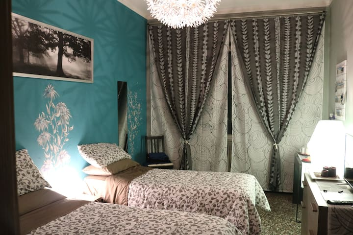 Suburbia Room Genova - Genova - House
