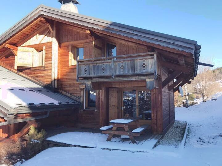 Chalet Cordial/ Princesse / close to Ski School