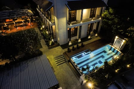 A Unique Stay & Experience at Oriental Pool Villa - Mueang Chiang Mai District - House