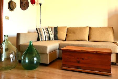 Comodo divano-letto nel Mugello - Borgo San Lorenzo - Apartemen