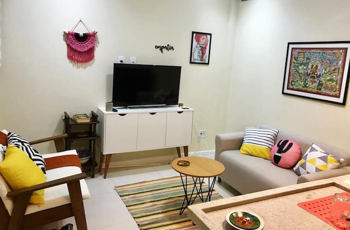 Super cute 1 bed. apt in Copa for monthly stays!