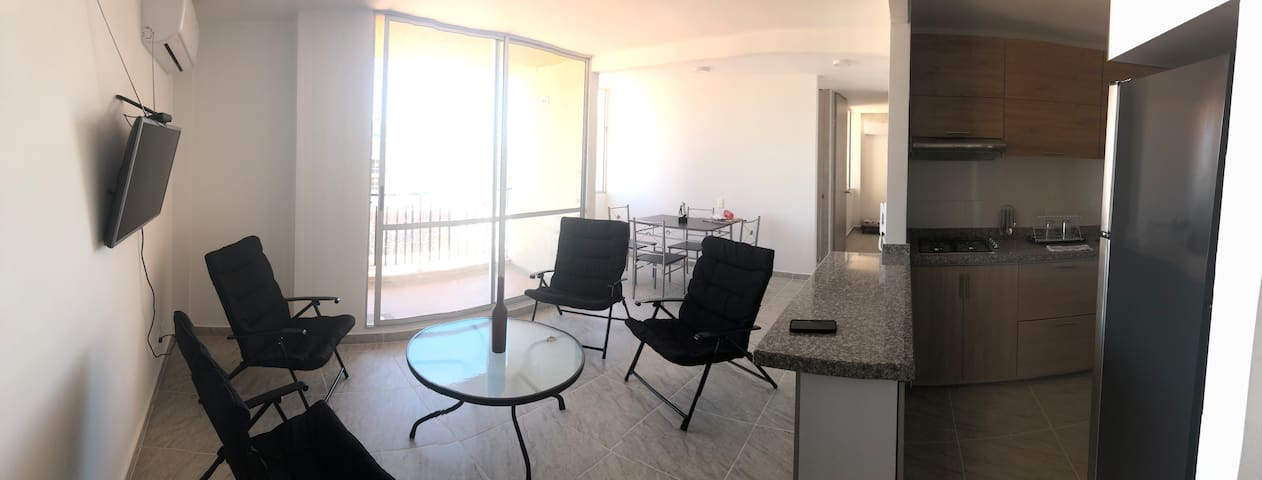 Apartamento para descanso en  Girardot.