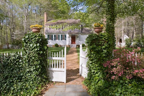 Secluded, Private, Historic 110 Acres
