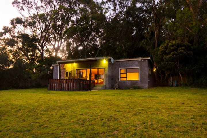 Oribi Haven Guineafowl Cottage