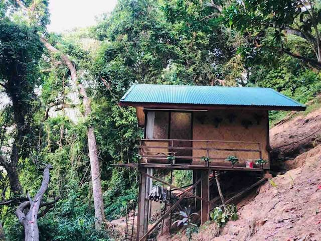 Camp Talusi Hills El Nido Overlooking Dormitory