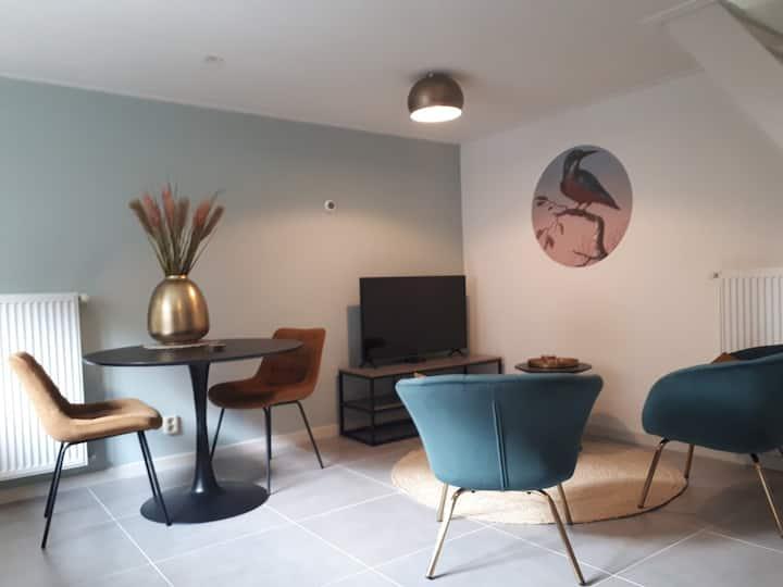 Comfortabel ingericht appartement nabij Elburg