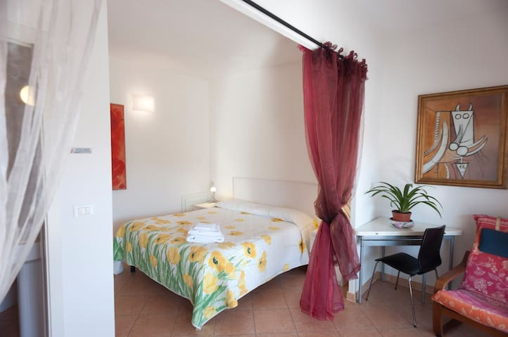 Tenuta della Guardia - Double Room with view - Gavi - Apartamento