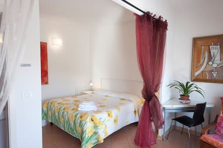 Tenuta della Guardia - Double Room with view - Gavi - Apartemen