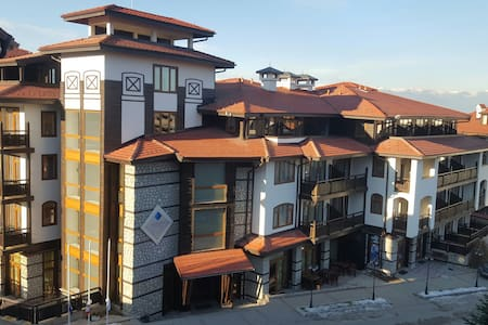 Top Notch Studio in Astera Apart Complex - Bansko! - Bansko - Appartement