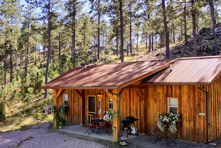 Custom Black Hills Cabin near Mt Rushmore 5⭐️ Yak Ridge #4