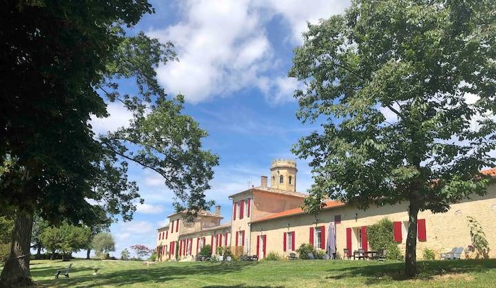Château Laroque Dubos