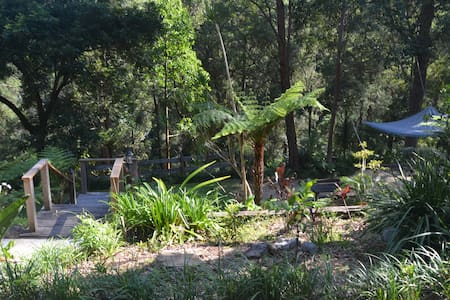 Top of Town - Hidden Rainforest Retreat