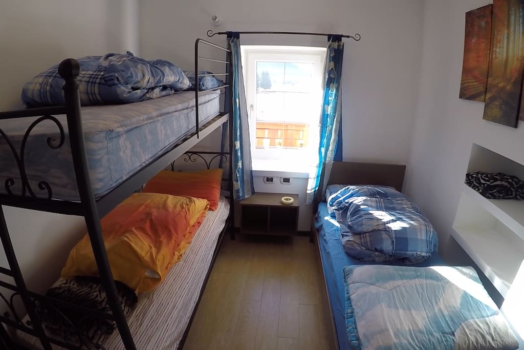 Camera da letto - Bedroom N.1