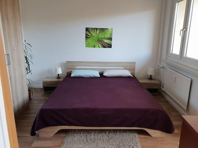 Private double bedroom in Berlin