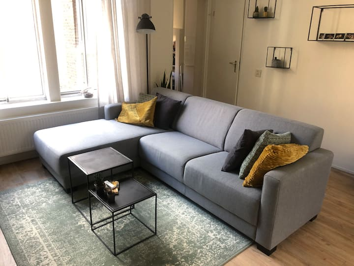 Cozy apartment in Amsterdam near the City Centre