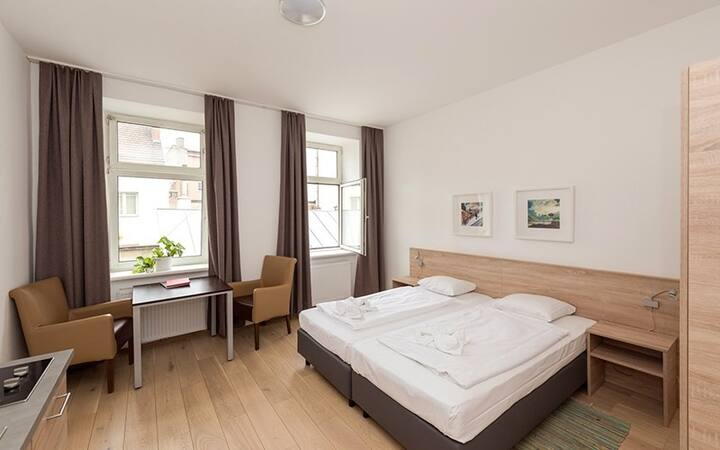 Quiet apartment for two near Schönbrunn