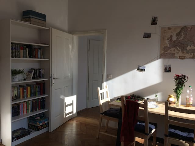 Small and bright room in Vienna - Viyana - Daire