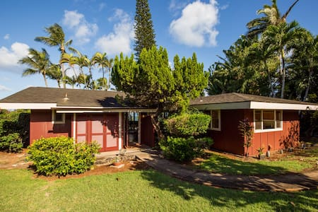 Hale Ho'okipa Kai Cottage, Lic # 2013/0023 - House