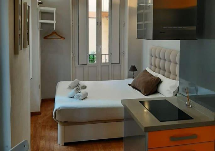 Mercat Suite - Suite Cama Matrimonio con Cocina - Tarifa estandar