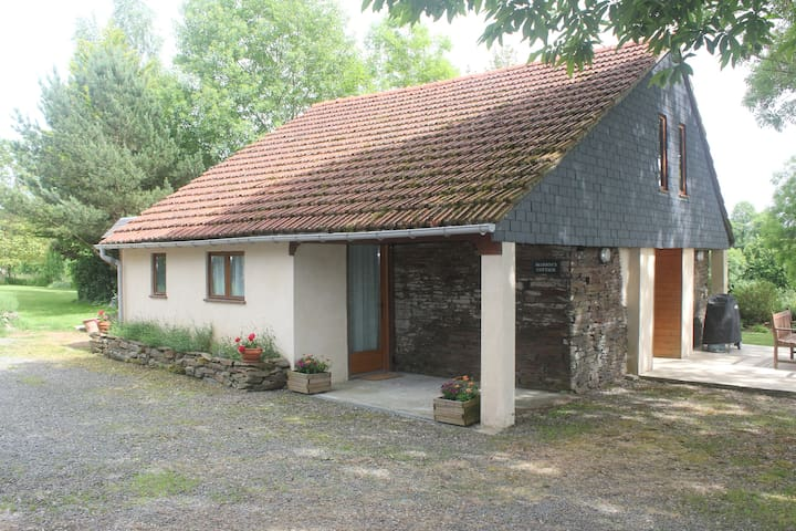 Marion's Cottage -  a traditional French Gite