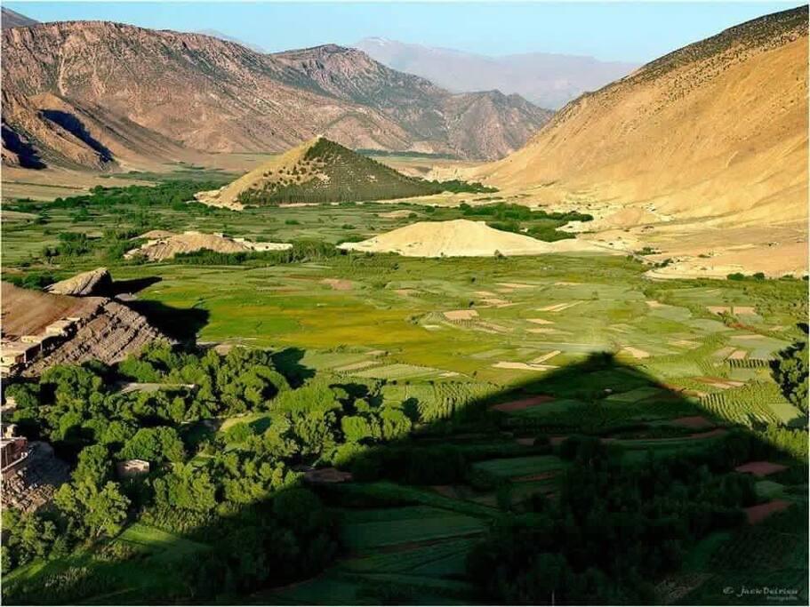 La vallée des Ait Bougamez