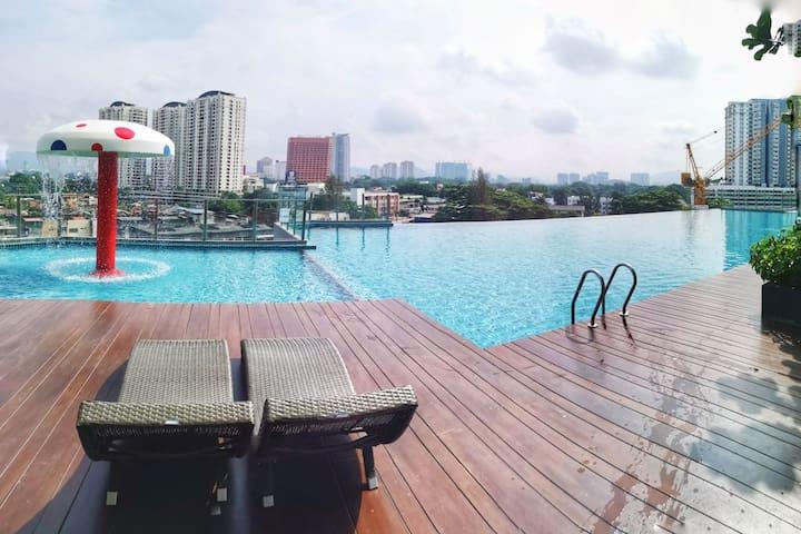 D-Cozy Homestay | Kuala Lumpur 简约舒适民宿|吉隆坡