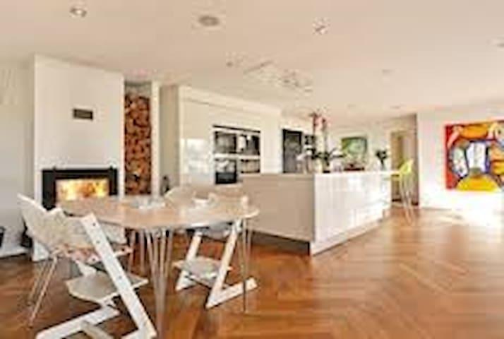 Super lækkert luksus hus, med spa. - Karlslunde