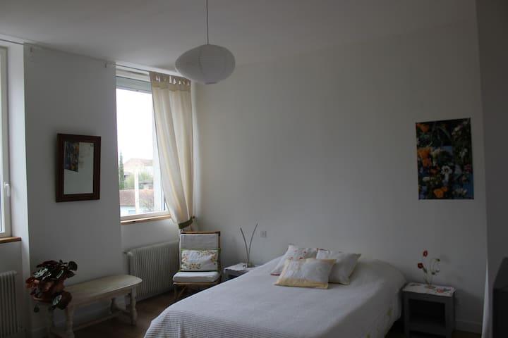 Calme et convivialité  Chambre 2