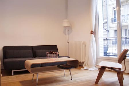 Cosy flat 10 min. from Paris Center