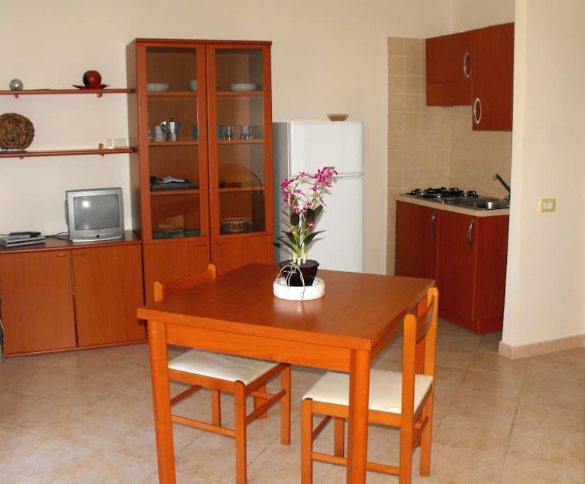 Sala da Pranzo/Cucina