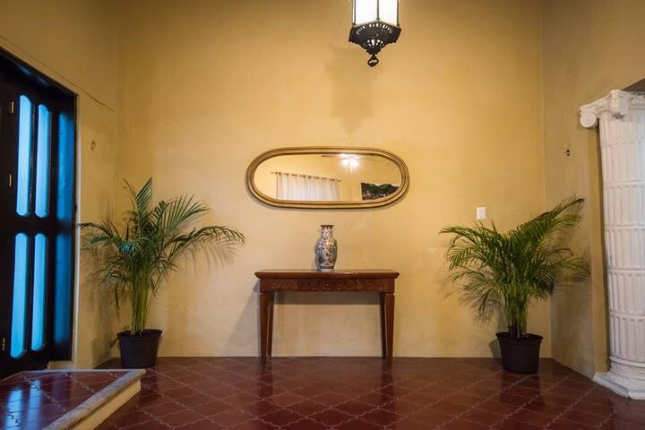 """Casa Bella, """"Cuarto Zací"""""""
