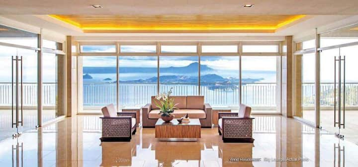 Cozy and Chic to stay at Wind Residences Tagaytay
