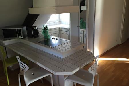 Combles meublées 60 mètres carrés - Apartment