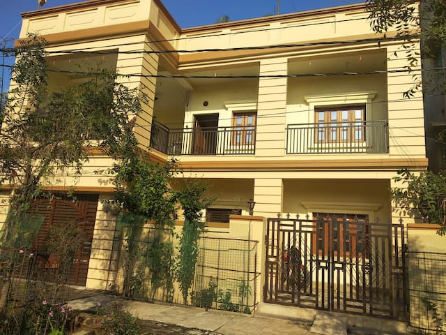 2 bedroom ground floor home in kothi