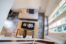 Living Room Deluxe Room
