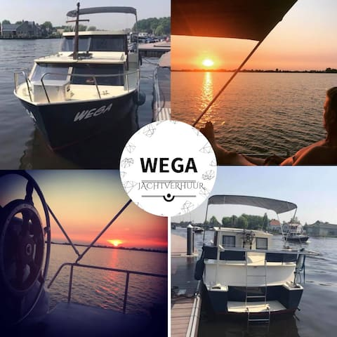 Discover The Netherlands or Amsterdam  by boat! 4p