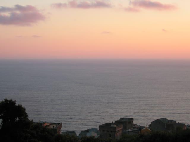 Maison Cap Corse vue mer et au calme