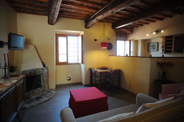 Colline Scandicci vista Firenze - Maestrale Apt - Scandicci - Appartement