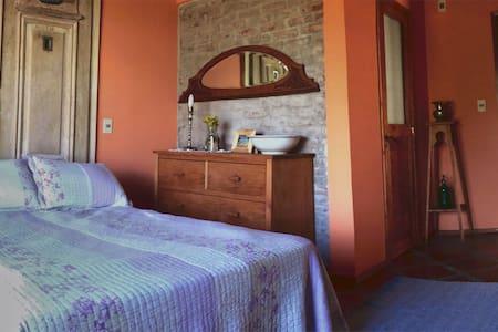Habitación triple en Posada Lo del Gitano