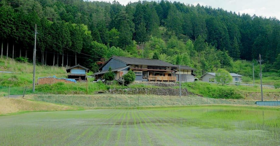 ソラノイエ 農村滞在型の宿 Soranoie  Farmstay