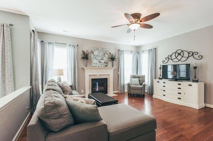 Garden house - Hendersonville - Apartment