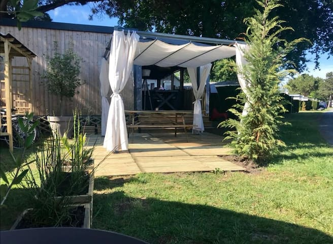 Airbnb Les Mathes Campings Vacation Rentals Places