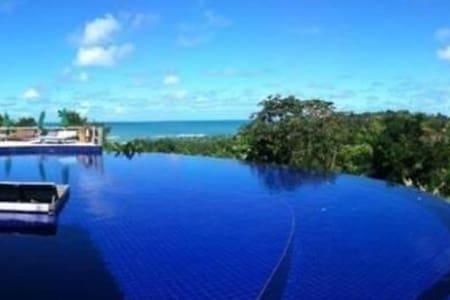 Bangalô Villas do Pratagy com jacuzzi